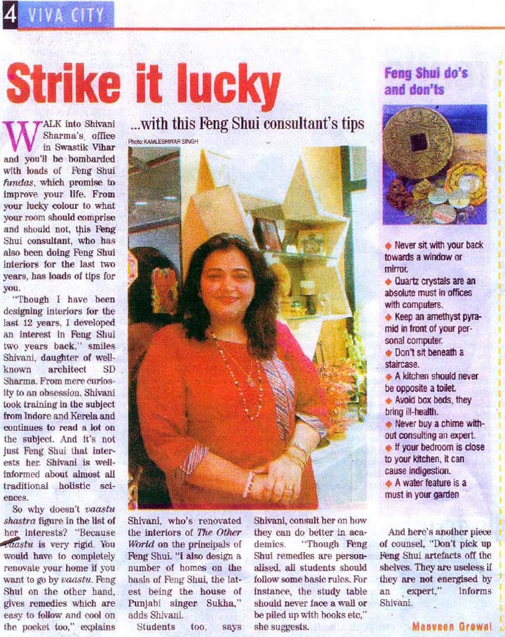 Publication - Strike it lucky