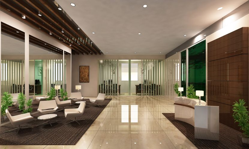 Beautiful Interior Office Designs