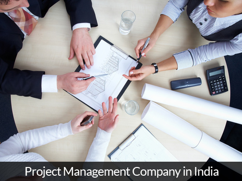 project management consultants in india