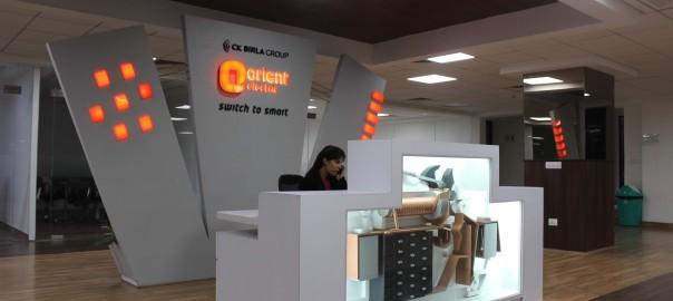 Office interior architecture and design